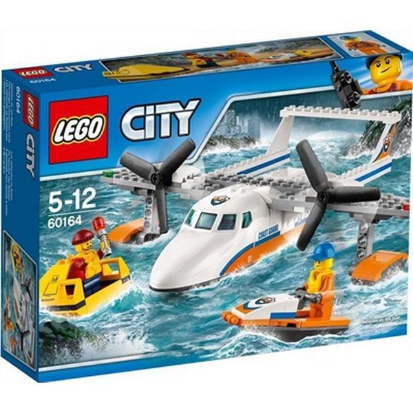 Lego City Redningsfly 60164