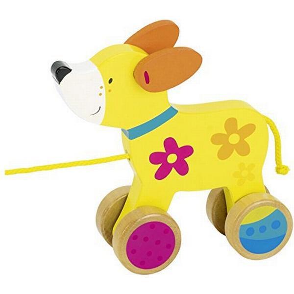 Goki Susibelle Pull Along Dog