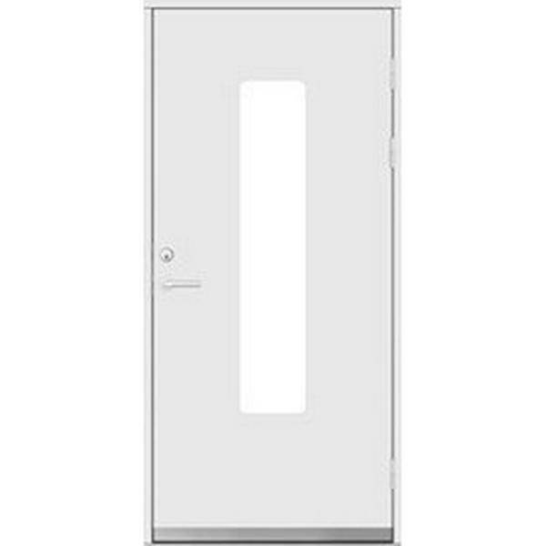 SnickarPer 2150G Ytterdörr Klarglas V (90x210cm)
