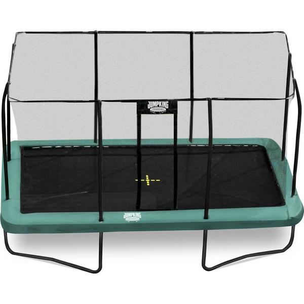 Jumpking Rectangular Trampoline with Enclosure 366x518cm