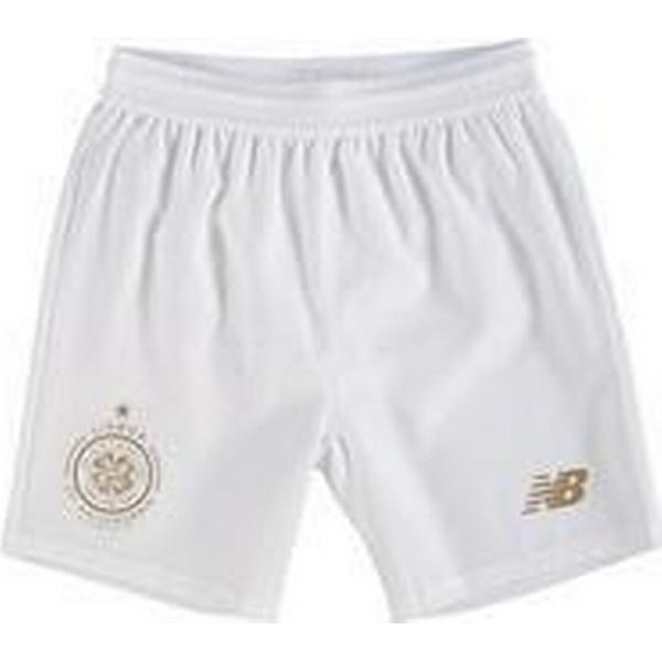 New Balance Celtic FC Home Shorts 17/18 Youth