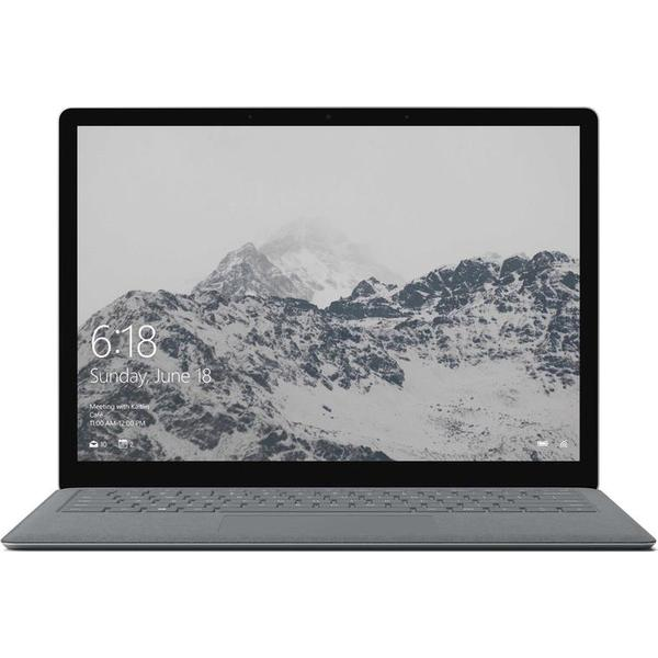 "Microsoft Surface Laptop i7 8GB 256GB SSD Intel Iris Plus 640 13.5"""