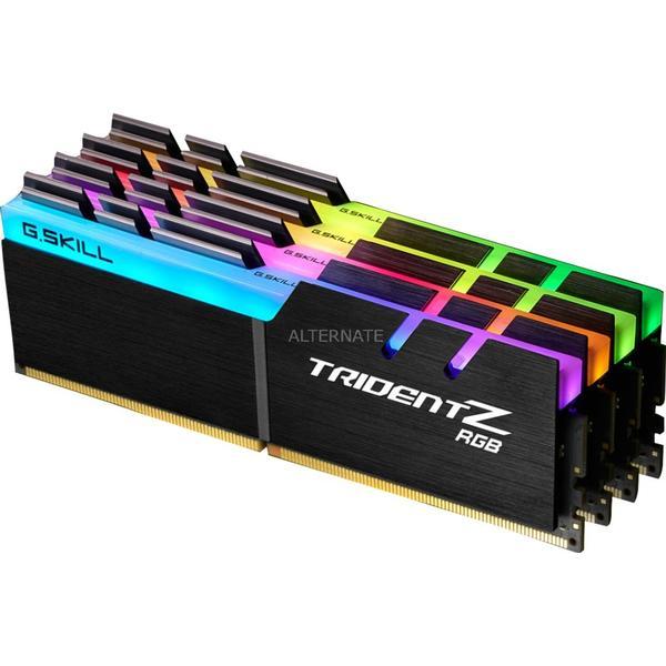 G.Skill Trident Z RGB DDR4 3200MHz 4x16GB (F4-3200C15Q-64GTZR)