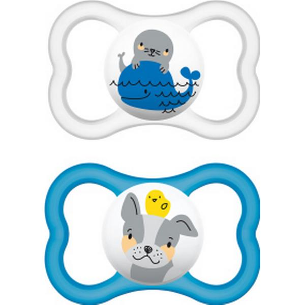 Mam Air Soother 6m+ 2-pack