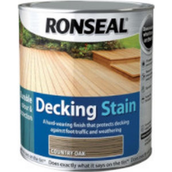 Ronseal Decking Woodstain Brown 5L