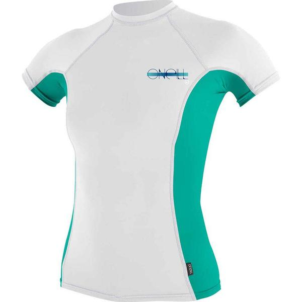 O'Neill Skins Crew Short Sleeves Top W
