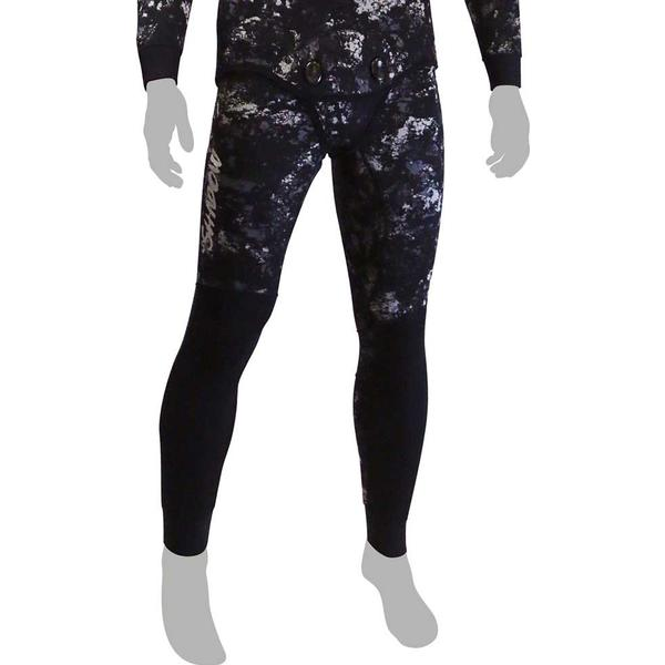 Epsealon Shadow Camo High Waist Pants 5mm M