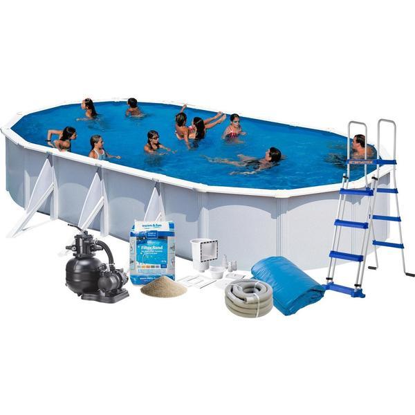 Swim & Fun Oval Pool Package 2004A