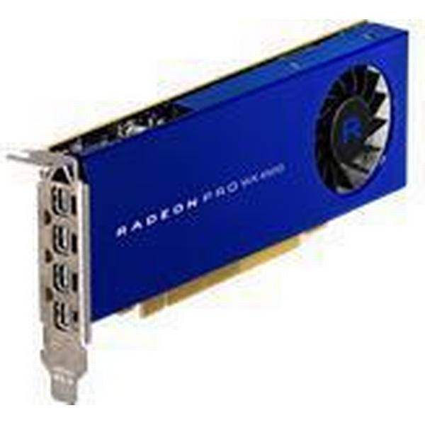 AMD Radeon Pro WX 4100 4GB (100-506008)