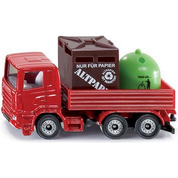 Siku Recycling Transporter 0828