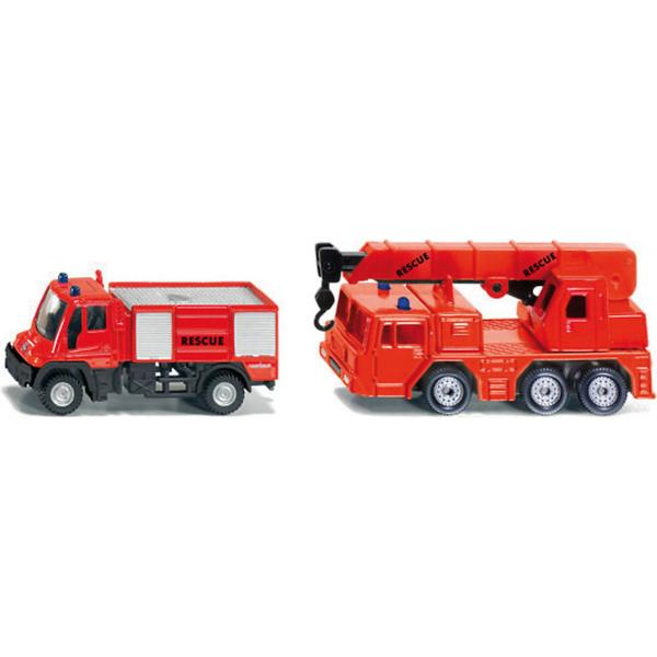 Siku Fire Fighter Set 1661