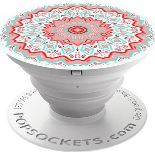 Popsockets Aztec Mandala Red