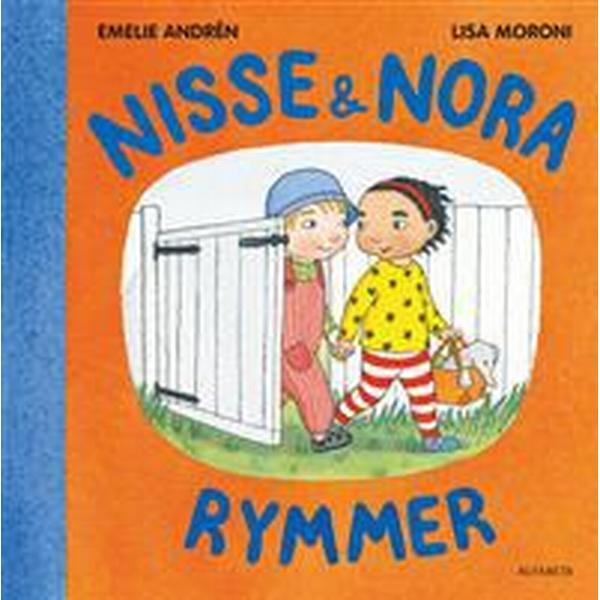 Nisse & Nora rymmer (Board book, 2017)