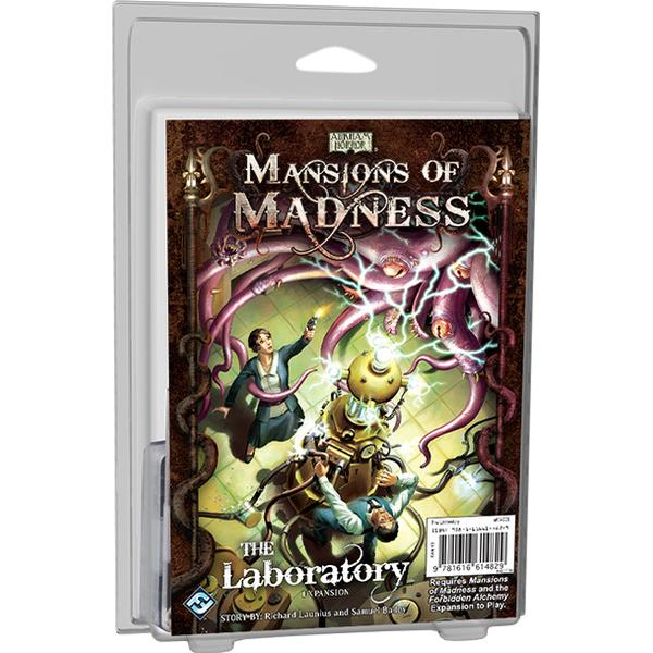 Fantasy Flight Games Arkham Horror: Mansions of Madness: The Laboratory