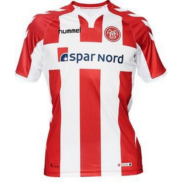 Hummel Aalborg BK Hjemmebanetrøje 17-18