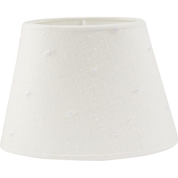 PR Home Oval Lin Prick 30cm Lampskärm