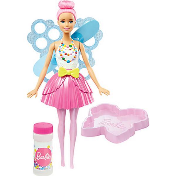 Mattel Barbie Dreamtopia Bubbletastic Fairy Doll
