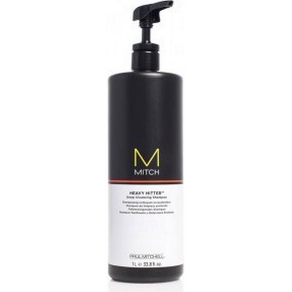 Paul Mitchell Mitch Heavy Hitter Deep Cleansing Shampoo 1000ml