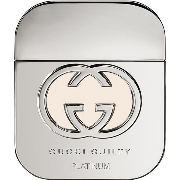 d2a8b0cce51 Gucci Guilty Platinum Pour Femme EdT 75ml - Compare Prices ...