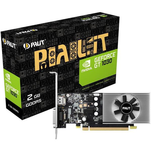 Palit Microsystems GeForce GT 1030 (NE5103000646-1080F)