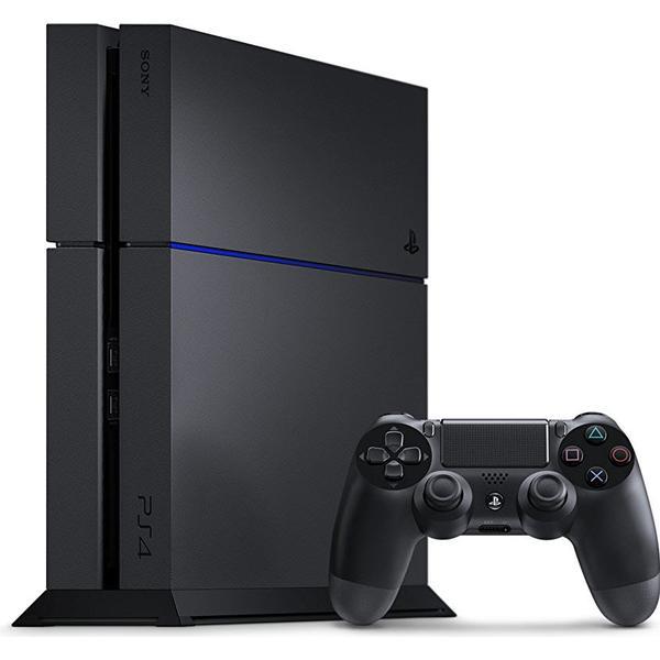 Sony PlayStation 4 500GB - Black Edition