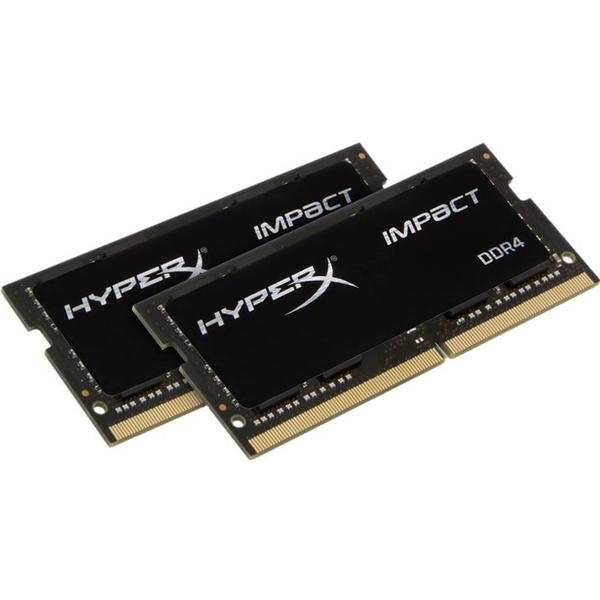 Kingston HyperX Impact Black DDR4 2133MHz 2x8GB (HX421S13IB2K2/16)