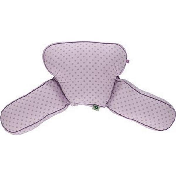 Småfolk Pram Pillow with Micro Apples Cover