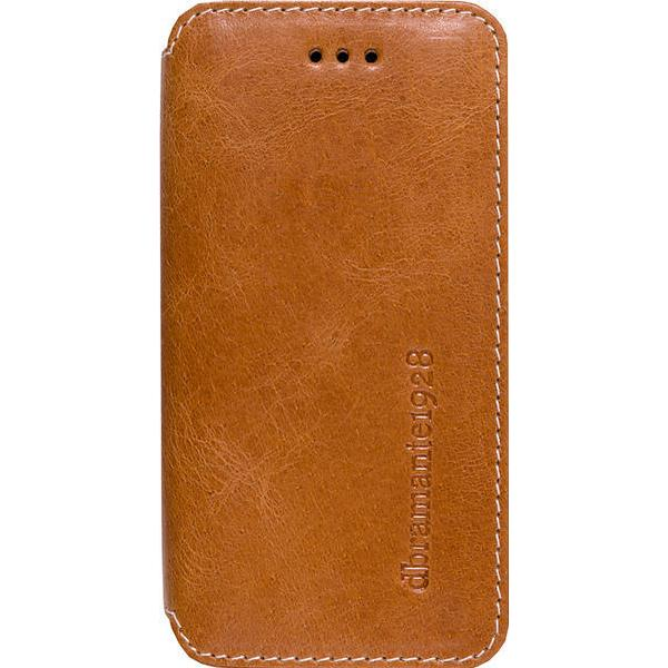 dbramante1928 Leather Wallet Golden Tan (iPhone 5/5S/SE)