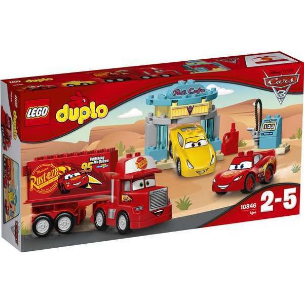 Lego Duplo Disney Cars 3 Flo's Cafe 10846