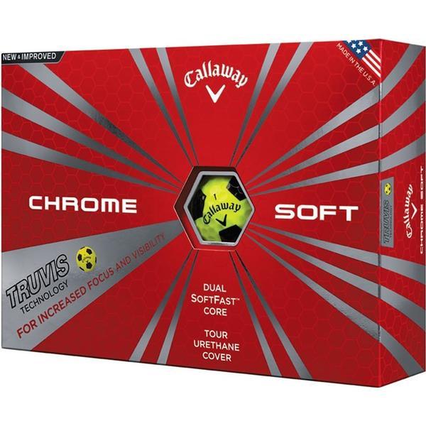 Callaway Chrome Soft Truvis (12 pack)
