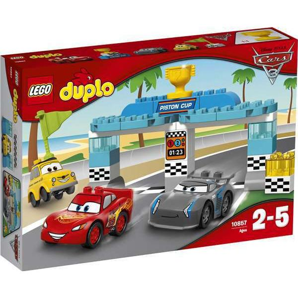Lego Duplo Stempel Cup Racerløb 10857