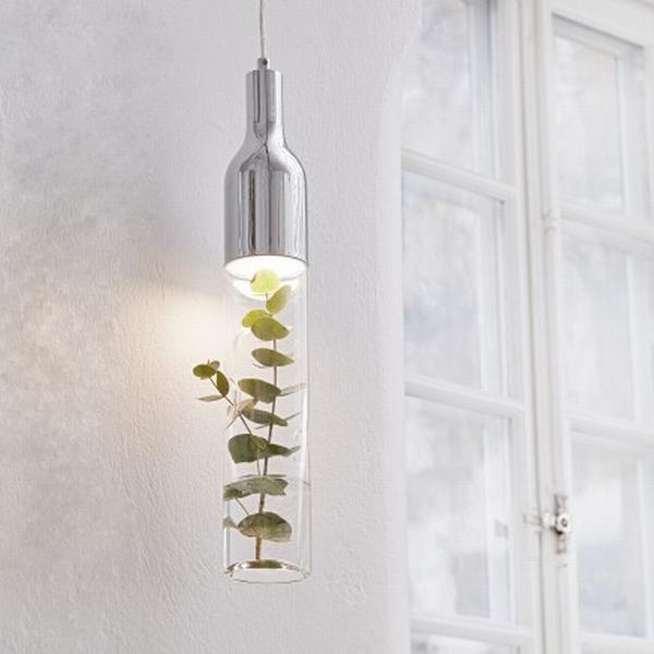 Markslöjd Bottle 49cm Fönsterlampa