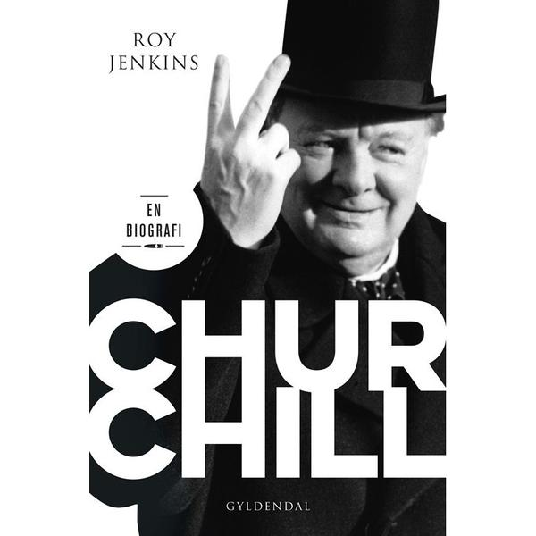 Churchill: en biografi, Hardback