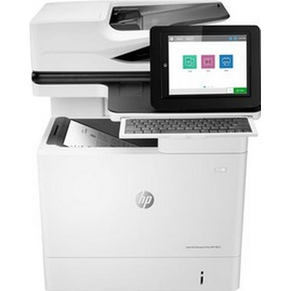 HP LaserJet Enterprise Flow M631h