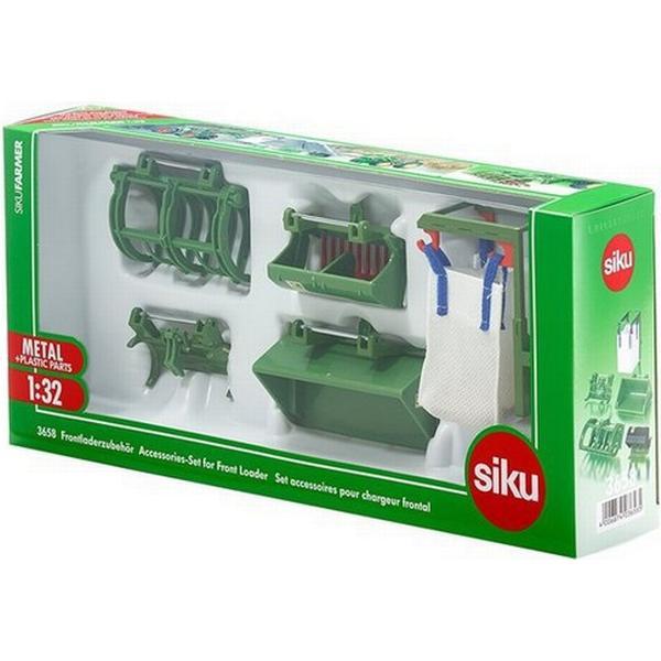 Siku Front Loader Accessories 3658