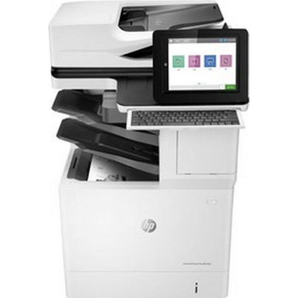 HP LaserJet Enterprise Flow M632z