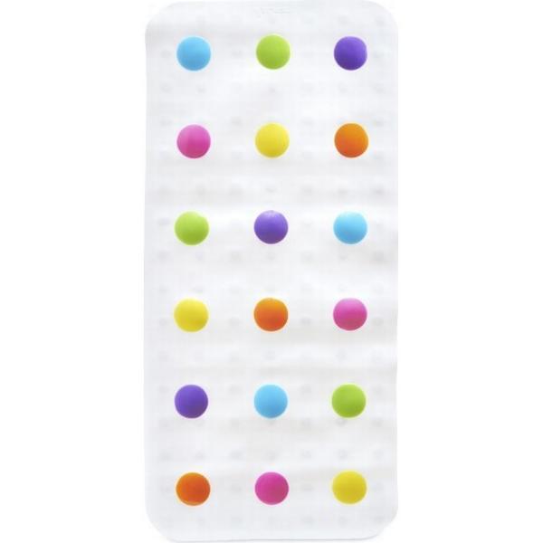 Munchkin Dandy Eye Candy Dots Bath Mat