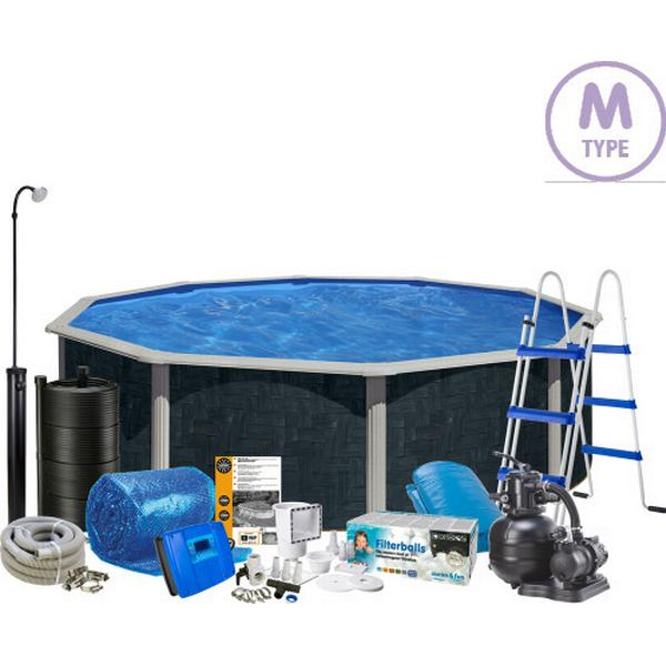 Swim & Fun Octagon Pool Package 2051M