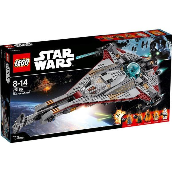 Lego Star Wars The Arrowhead 75186