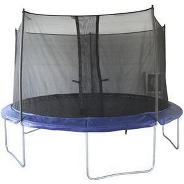 Green>it Trampoline 399cm + Safety Net