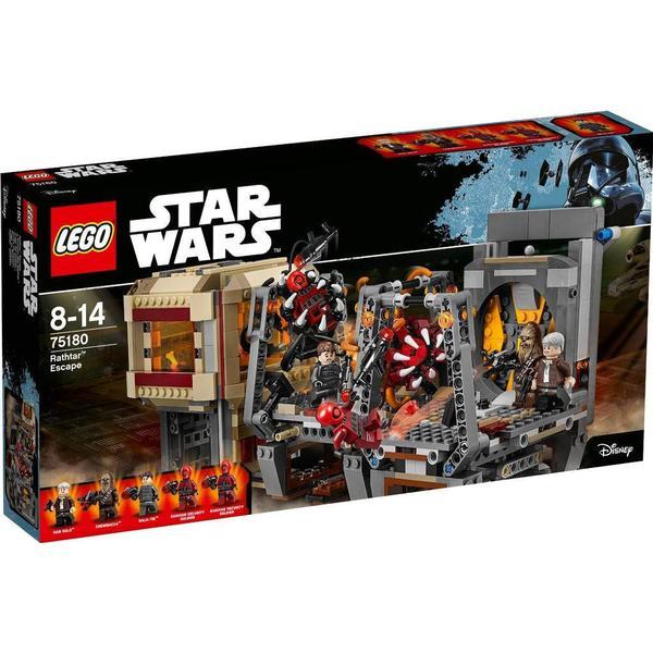 Lego Star WarsRathtar Flugt 75180