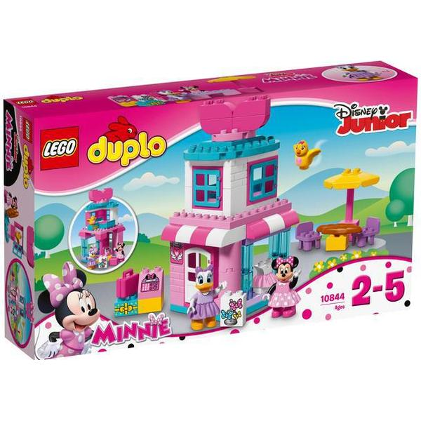 Lego Duplo Minnie Mouse Sløjfebutik 10844
