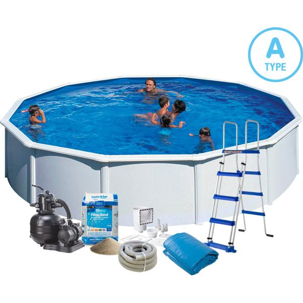 Swim & Fun Round Pool Package 2001A