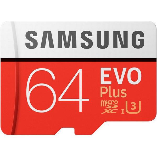 Samsung EVO Plus MicroSDXC UHS-I U3 64GB