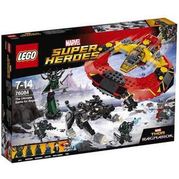 Lego Det Ultimative Slag om Asgård 76084