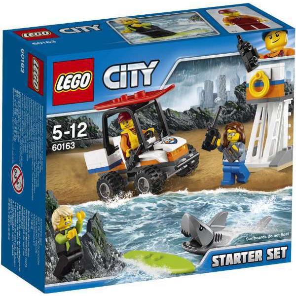 Lego City Kystvagt Startsæt 60163