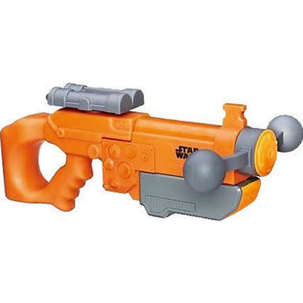 Nerf Star Wars Episode 7 Nerf Super Soaker Chewbacca Bowcaster B4446
