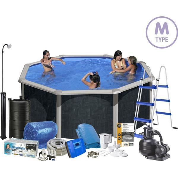 Swim & Fun Octagon Pool Package 2050M