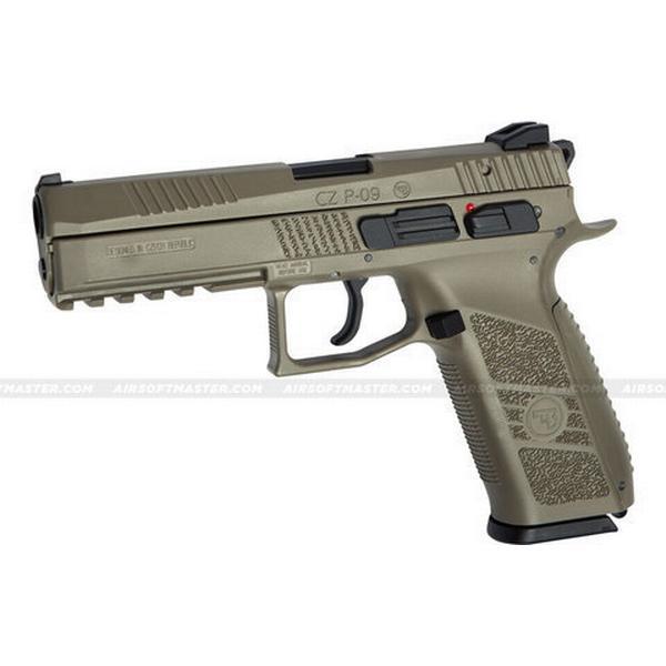 ASG CZ P-09 GBB FDE 6mm Gas
