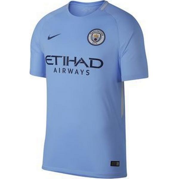 Nike Manchester City Hjemmebanetrøje 17/18 Børn